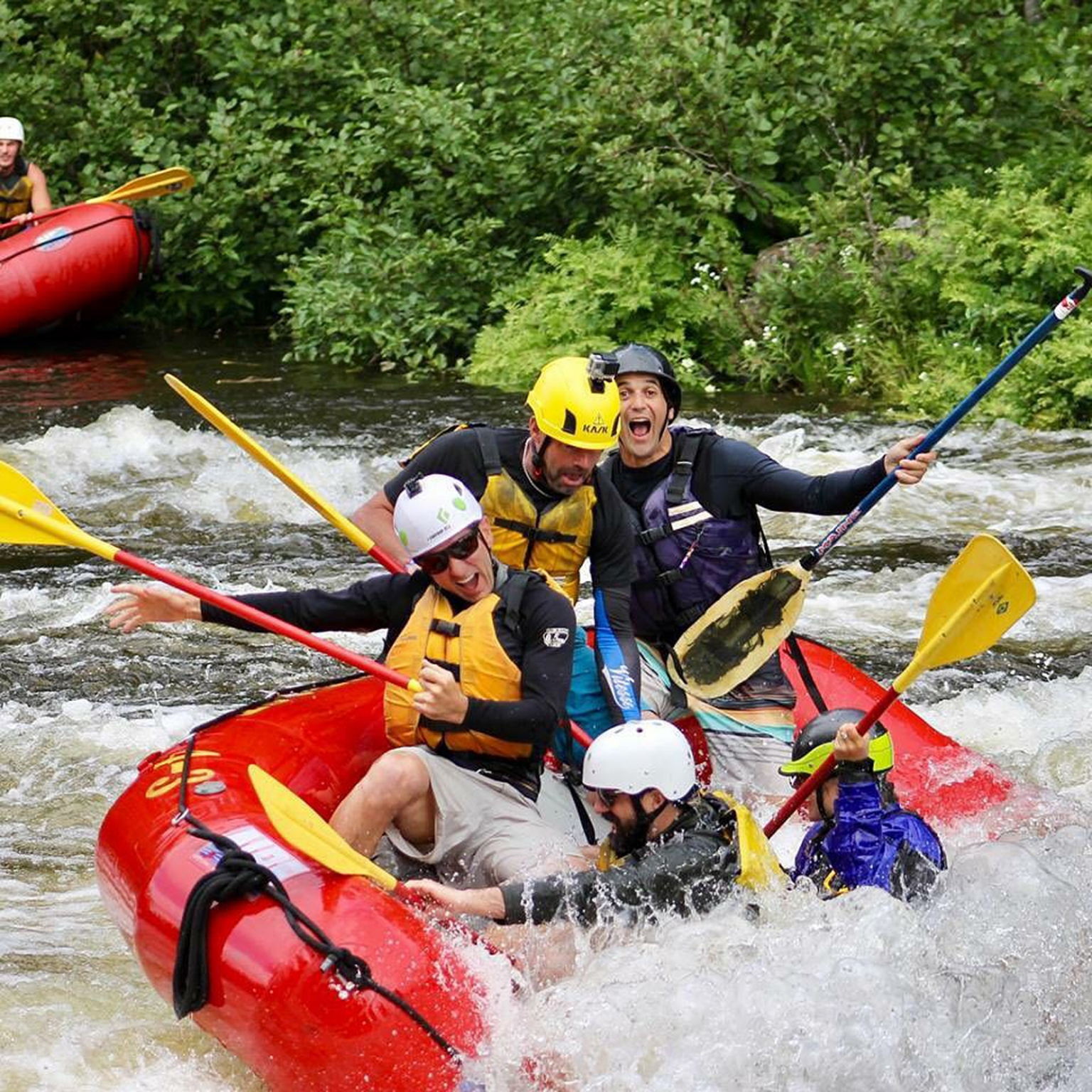 Maine Guide Course with Northeast Whitewater