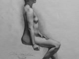 Life Drawing & Painting I/II