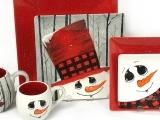 Winter Wonderland Pottery Paint Night