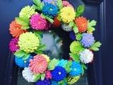 Seasonal Wreath Crafting