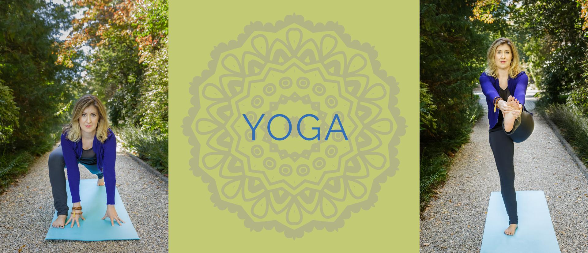 Slow Flow Yoga 4/25