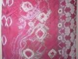 Japanese Shibori Silk Scarves