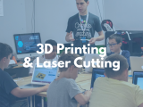 10:00AM | 3D Printing & Laser Cutting Studio
