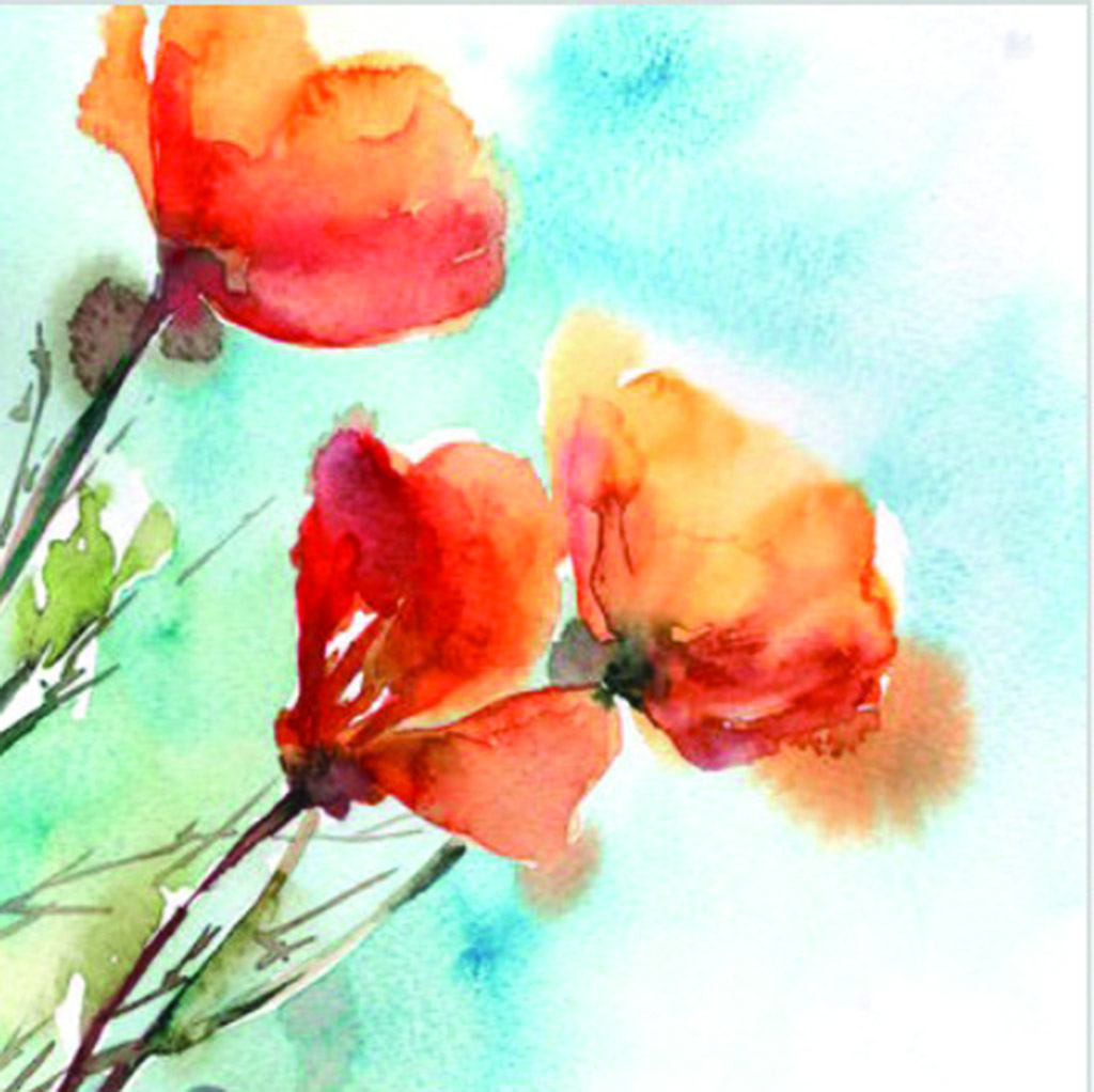 Traditional Watercolor Technique