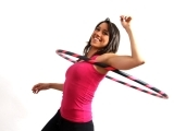 Hula Hoop Exercise and Dance-Evening Session