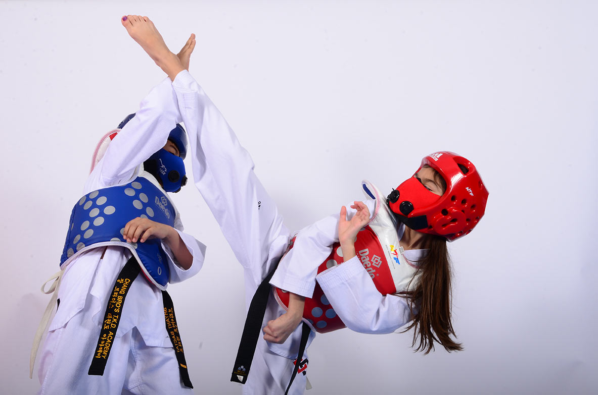 2nd Period: Beginning Taekwondo (1-12th grade)