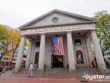 Downeaster to Boston's North End