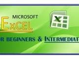 Excel for Beginners & Intermediates