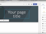 Google Sites: An Introduction