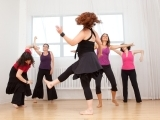 Nia: Mindful Dance Fitness Demo Class