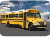 School Bus Class B w/Air Brakes
