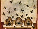 Original source: https://upload.wikimedia.org/wikipedia/commons/d/d4/27-alimenti,_miele,_Taccuino_Sanitatis,_Casanatense_4182..jpg