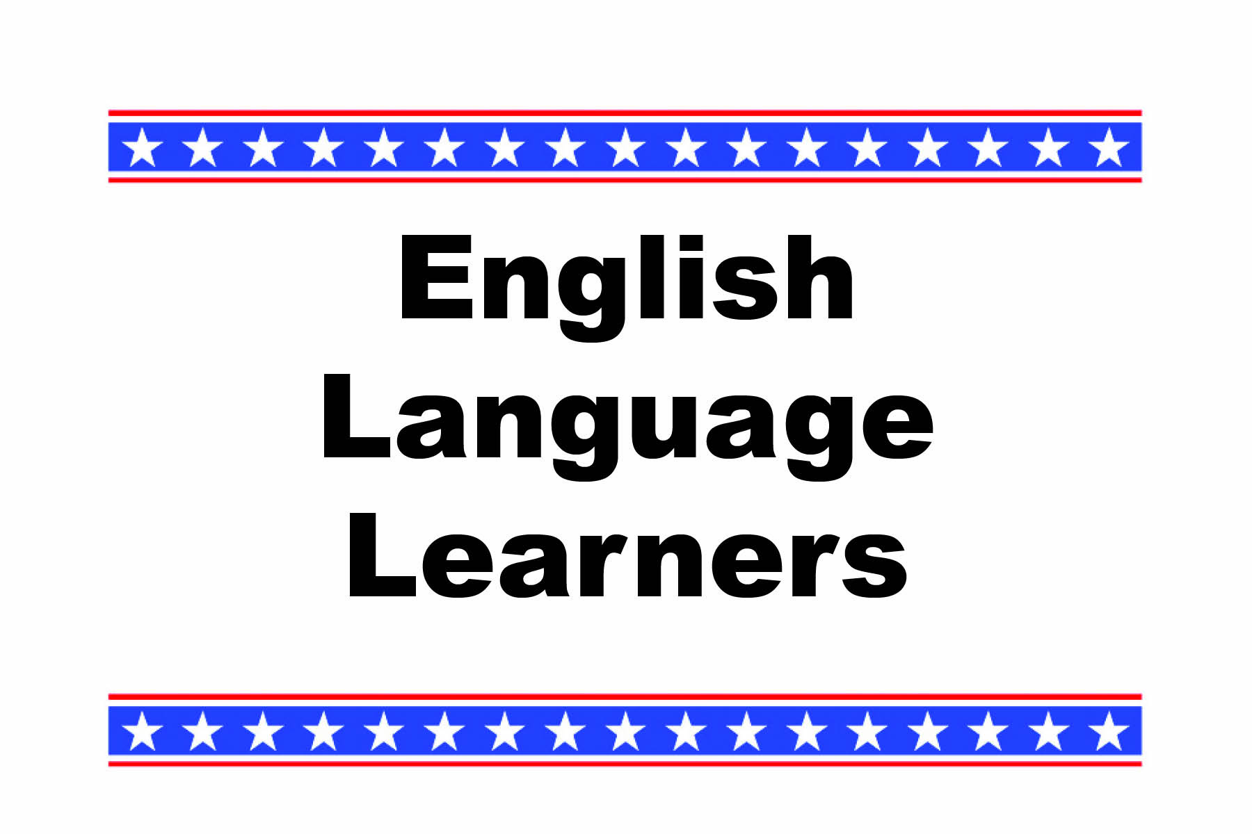 Intermediate to Advanced: English Language Learners