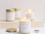 Maine-Made Candles