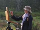 Springtime Plein Air Limited Palette Painting (Online Class)