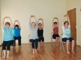 Chair Yoga, Session 1