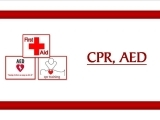 CPR, AED Class TBA