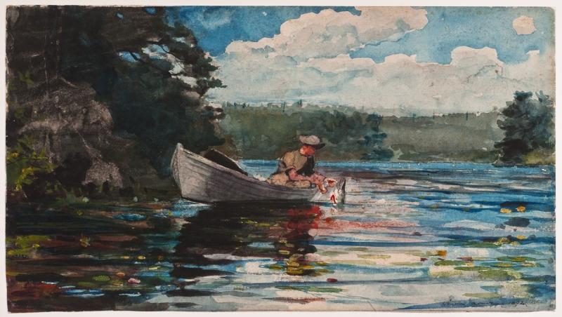 Original source: https://upload.wikimedia.org/wikipedia/commons/f/f3/Winslow_Homer_-_Pickerel_Fishing_%281892%29.jpg