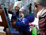 Family Fun at Fields Pond – Winter