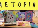 Artopia - Monday's