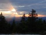 Sunset/Full Moon Snowshoe Hike