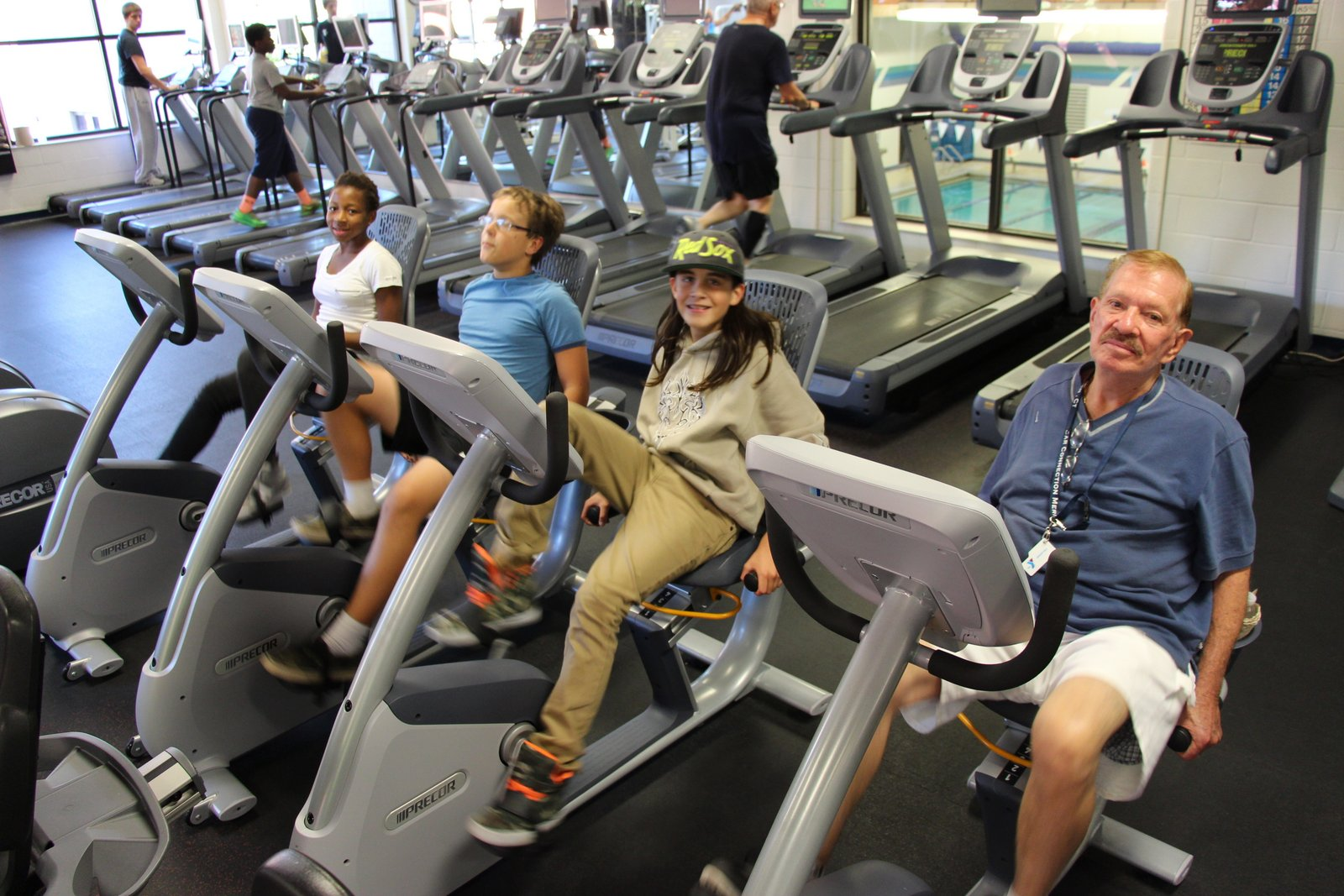 Cardio/Weight Training