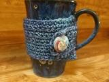 Learn to Crochet: Coffee Cozy