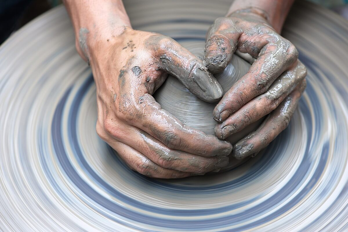 Clay Night for Youth 3/22