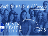 Adult Mental Health First Aid (Virtual)