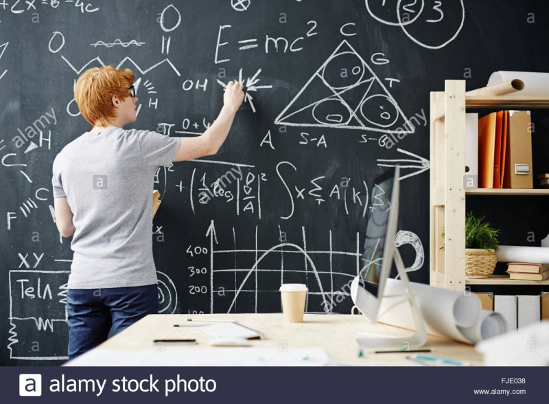 Original source: https://c8.alamy.com/comp/FJE038/college-student-writing-on-the-chalkboard-during-a-math-class-FJE038.jpg
