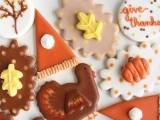Cookie Decorating: Thanksgiving!