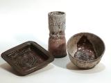Raku Pottery Spring 2018
