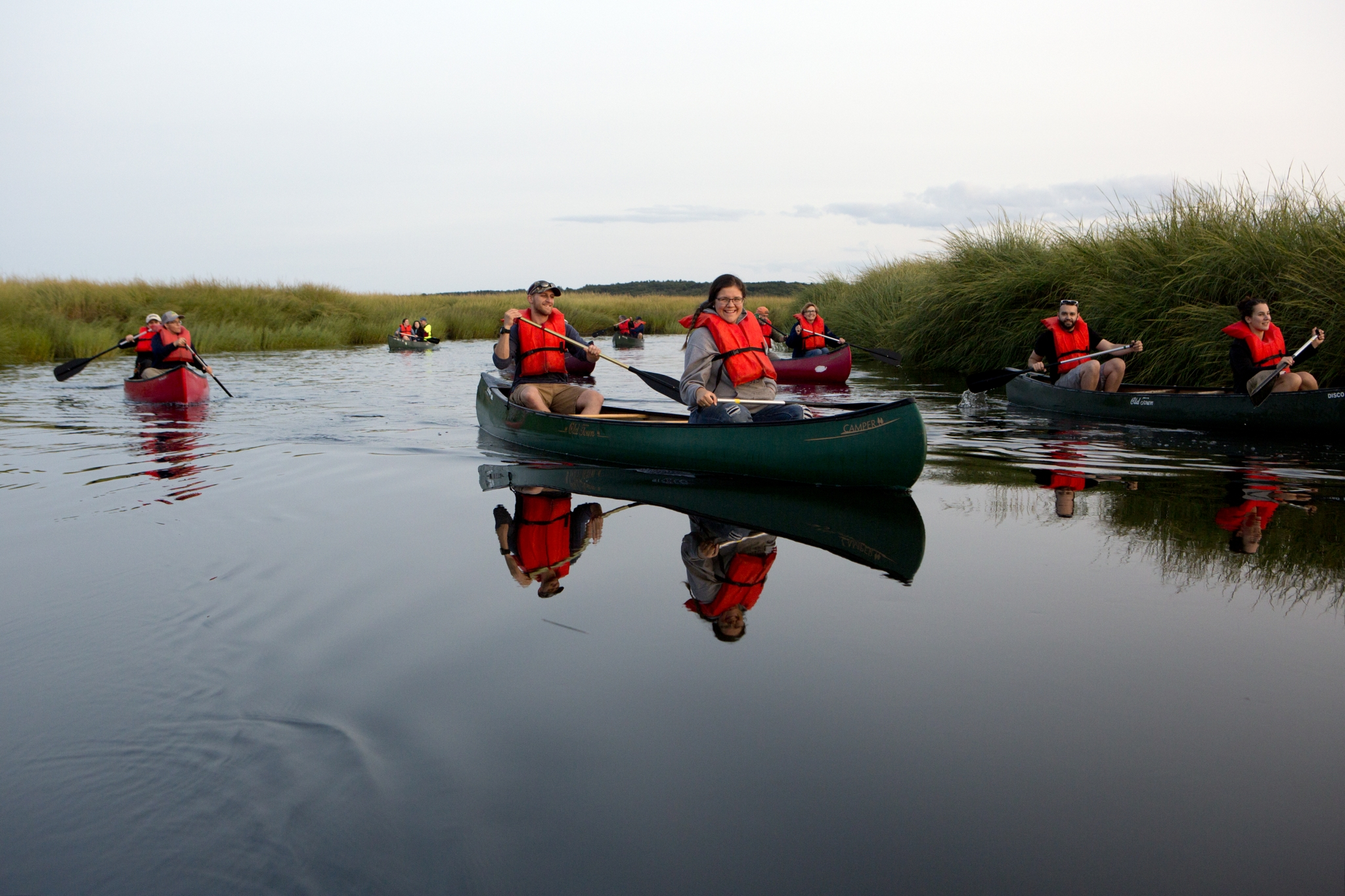 Daily Guided Canoe Tour