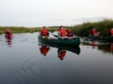 Daily Guided Canoe Tour - tentative schedule