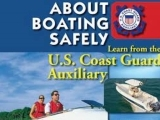US Coast Guard Auxiliary Boater Education: About Boating Safely