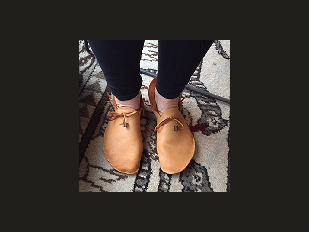 Craft a Custom Fit Moccasin