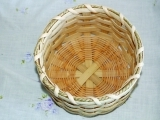 Make a Round Basket