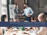 Certificate in Leadership Development: 3 Course Bundle