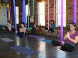 Intro to Aerial Yoga Workshop