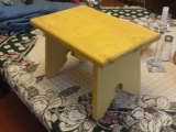 BUILD A SMALL STOOL