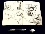 The Working Sketchbook 3/4
