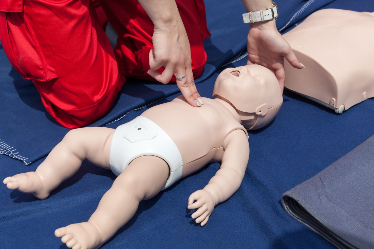 Infant & Child CPR for Family and Friends 05/21 6p-8p