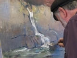 Painting with Water-soluble Oils for Beginner & Intermediate Level