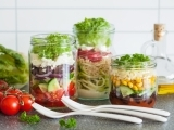 Salads in a Jar - Hope
