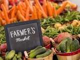Farmers' Market to Table
