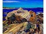 Impasto Oil Painting