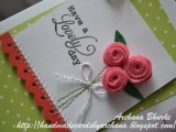 Card Making Made Easy - Session 3