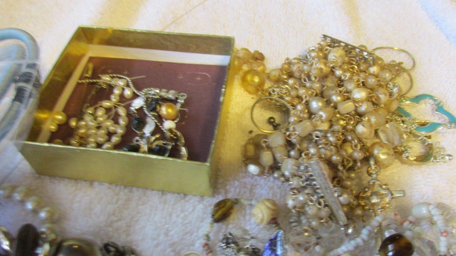 SAGE Found Object/Junk Box Jewelry