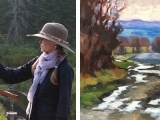 Spring Has Sprung! Painting Workshop (Online Class)
