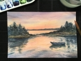 Wonderful Watercolor @ Studio